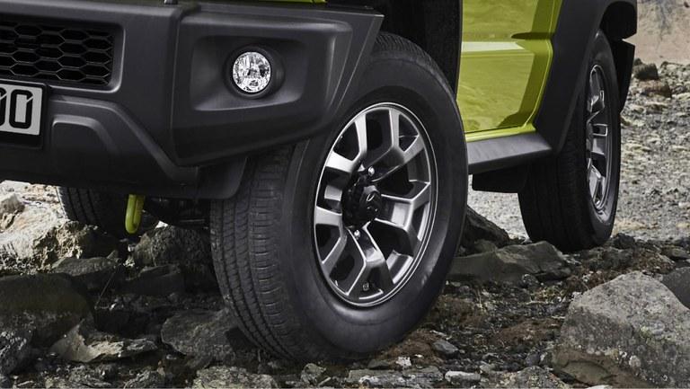 Suzuki Jimny Alufelgen