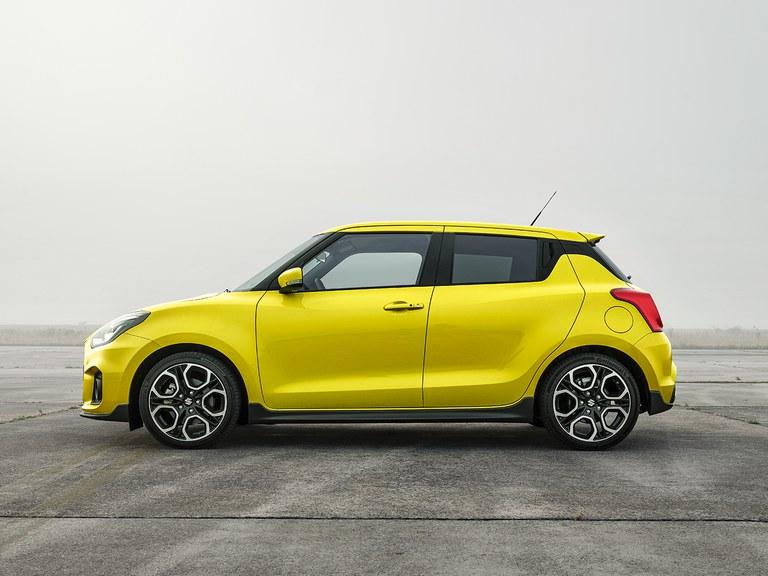 Suzuki Swift Sport Dachpartie