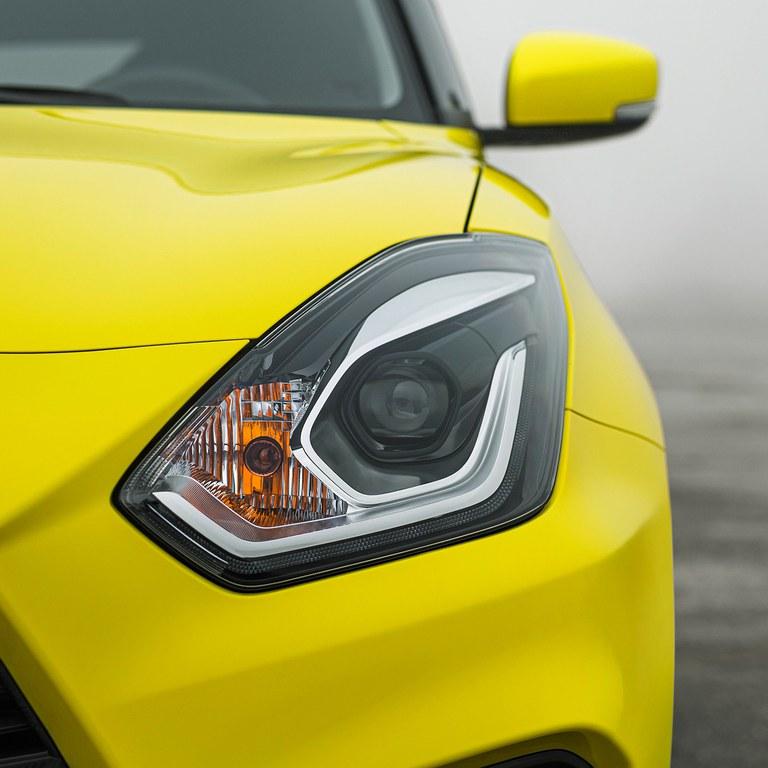 Suzuki Swift Sport LED-Scheinwerfer