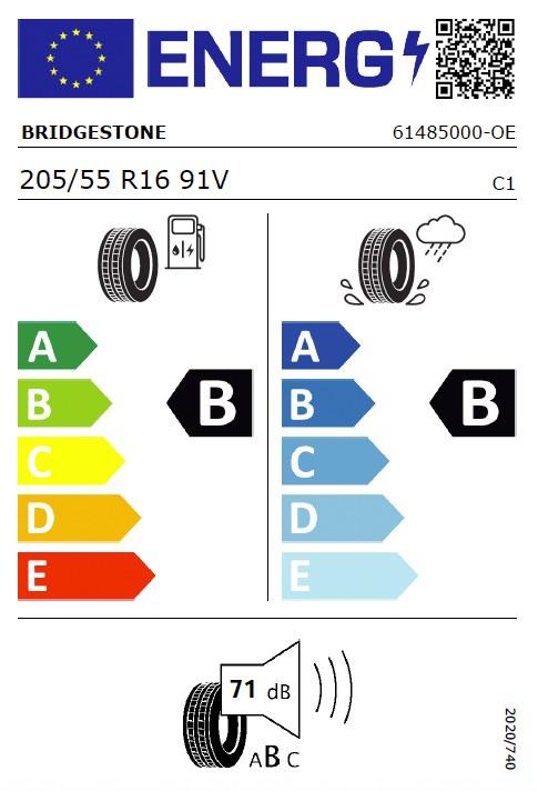 Swace 5-Türer - 1.8 HYBRID - Energie Label (Bild)